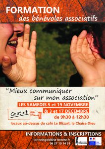 formation communication la breche