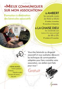 formation communication la breche ambert