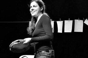 conférence gesticulée d'Anaïs Vaillant organisée par La brèche